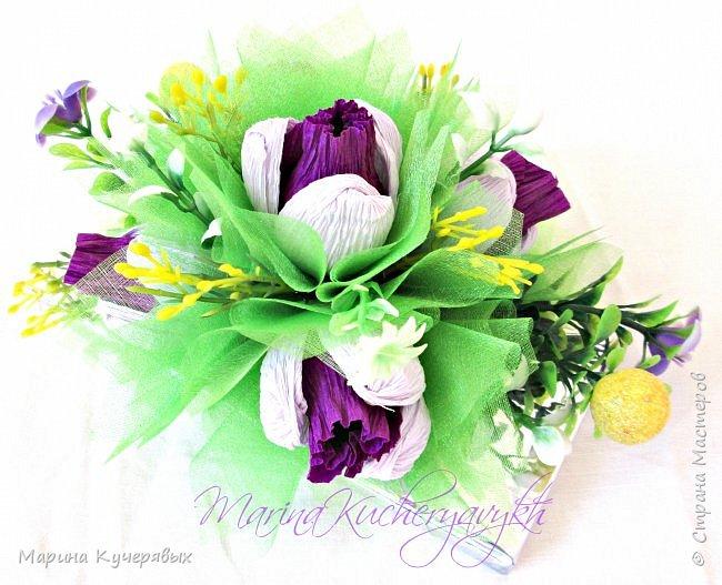 Всем доброго времени суток)))))Хочу показать несколько своих работ к 8 марта)))) фото 8