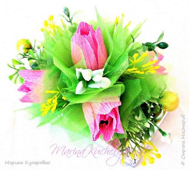 Всем доброго времени суток)))))Хочу показать несколько своих работ к 8 марта)))) фото 9