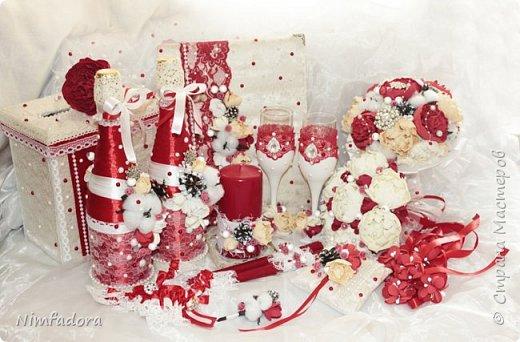 Мой первый свадебный набор на свадьбу к родственникам..  фото 1