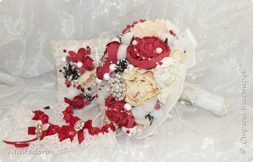 Мой первый свадебный набор на свадьбу к родственникам..  фото 10