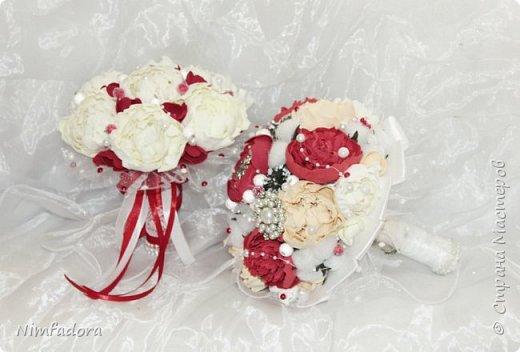 Мой первый свадебный набор на свадьбу к родственникам..  фото 11