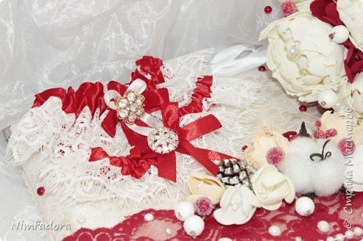 Мой первый свадебный набор на свадьбу к родственникам..  фото 15