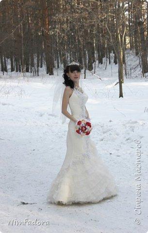 Мой первый свадебный набор на свадьбу к родственникам..  фото 21
