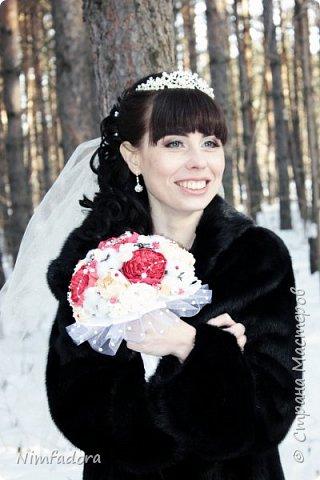 Мой первый свадебный набор на свадьбу к родственникам..  фото 20