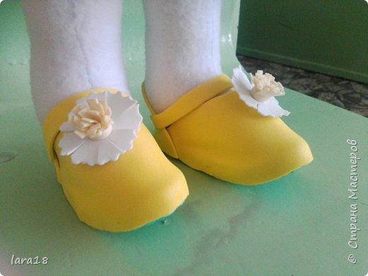 Обувь для кукол и тильды фото 1