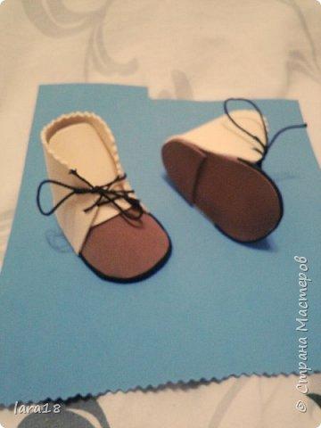 Обувь для кукол и тильды фото 2