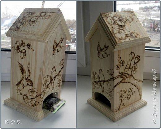чайный домик для подруги фото 3