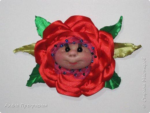Цветочки-магниты. фото 3