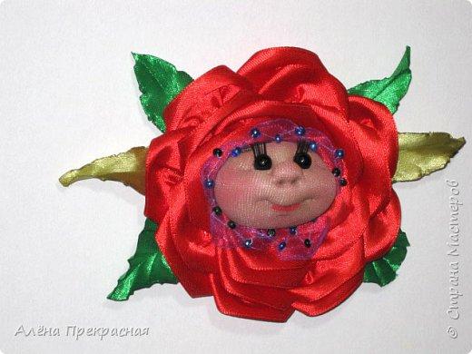 Цветочки-магниты. фото 4