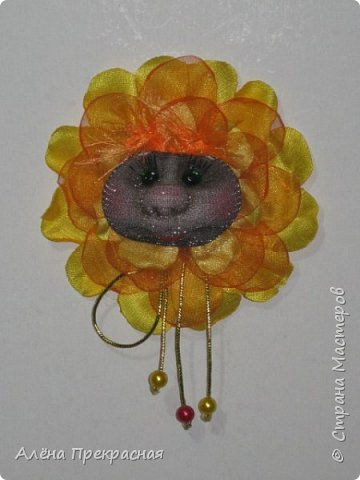 Цветочки-магниты. фото 24