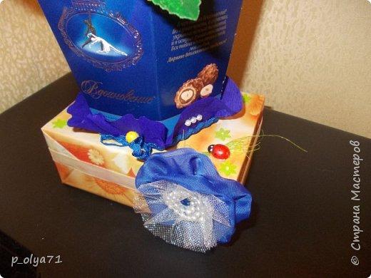 Здравствуйте!!! Хочу показать,на мой взгляд,красивые подарки на быструю руку. Вообще,я конечно не ожидала,что свит-дизайн ТАК затягивает(думала,попробую и пойду дальше,но теперь каждый раз придумываю, кому бы ещё сделать такие подарочки)))  фото 3