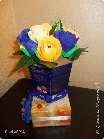 Здравствуйте!!! Хочу показать,на мой взгляд,красивые подарки на быструю руку. Вообще,я конечно не ожидала,что свит-дизайн ТАК затягивает(думала,попробую и пойду дальше,но теперь каждый раз придумываю, кому бы ещё сделать такие подарочки)))  фото 4