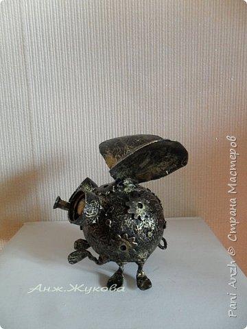 Насмотрелась красоты в Стране Мастеров  мастерицы Татьяны (Тэниэль)http://stranamasterov.ru/user/278345 решила и сама подобное  чудо сотворить. фото 2