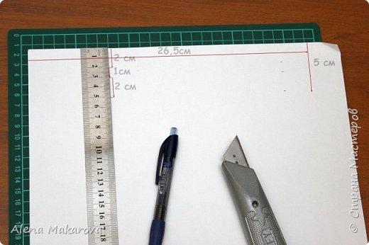 МК папка для документов. Часть 1. фото 12