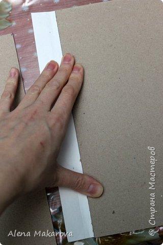 МК папка для документов. Часть 1. фото 24