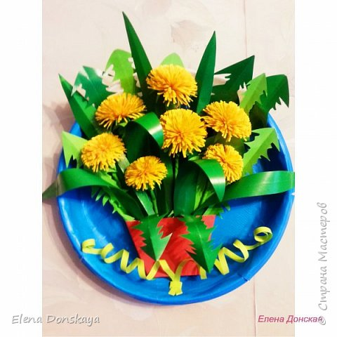 Одиночный цветок... Панно... Вдохновение... фото 2