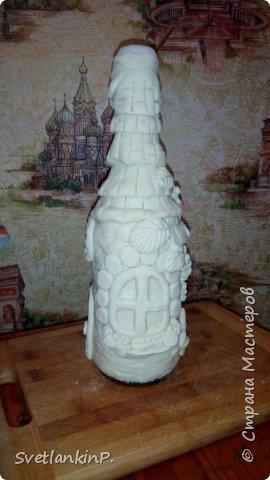 Бутылочный домик фото 2