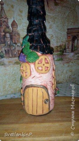 Бутылочный домик фото 7