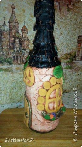 Бутылочный домик фото 8