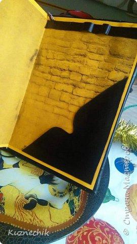Персональный блокнот ручной работы в Подарок фото 9