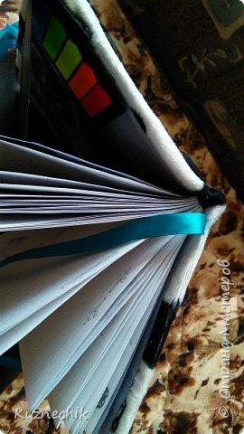Персональный блокнот ручной работы в Подарок фото 8