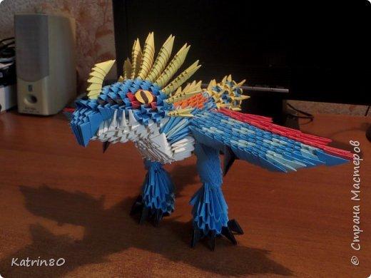 """Громгильда из м/ф """"Как приручить дракона"""". фото 1"""