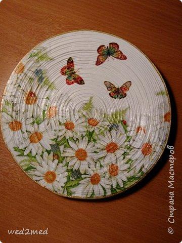 И снова тарелочки фото 3