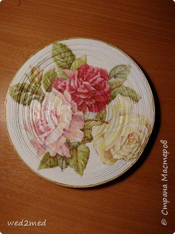 И снова тарелочки фото 4