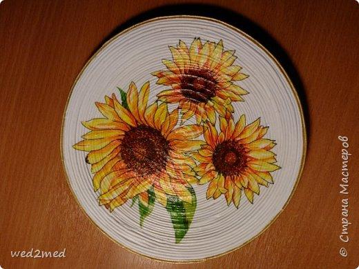 И снова тарелочки фото 5