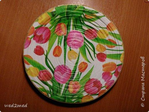 И снова тарелочки фото 7