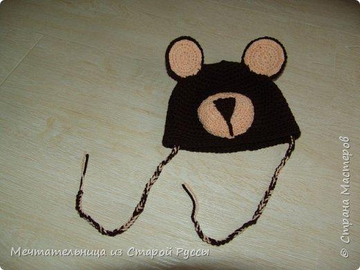 Старорусские посиделки. Шапочка Мишка фото 2