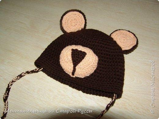 Старорусские посиделки. Шапочка Мишка фото 1