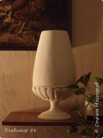 Настольная ваза из картона фото 31
