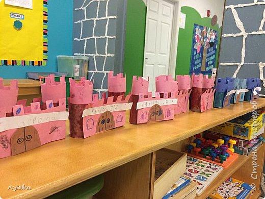 По просьбе детей сделали замки,теперь у каждого маленького принца и принцессы есть свой замок :) фото 3