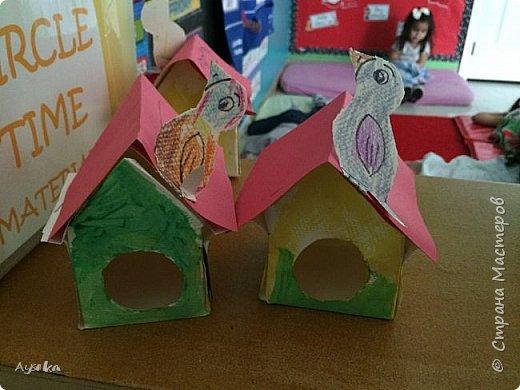 По просьбе детей сделали замки,теперь у каждого маленького принца и принцессы есть свой замок :) фото 7