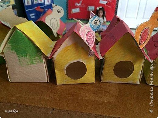 По просьбе детей сделали замки,теперь у каждого маленького принца и принцессы есть свой замок :) фото 8