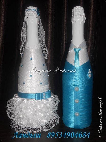 Добрый вечер милые мастерицы и мастера! Хочу показать вам мои свадебные штучки. фото 2