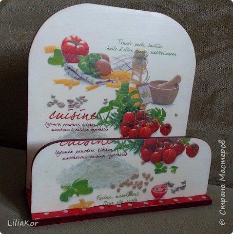 Подставка для кухонных досок. фото 7