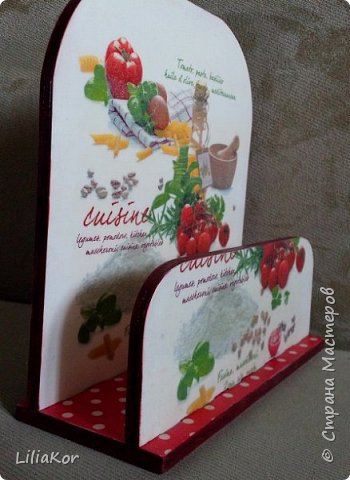 Подставка для кухонных досок. фото 8
