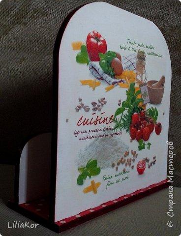 Подставка для кухонных досок. фото 10
