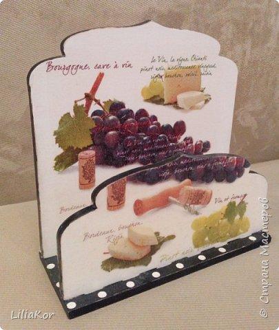 Подставка для кухонных досок. фото 2