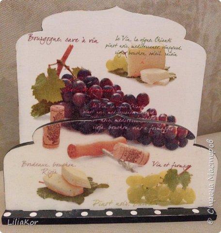 Подставка для кухонных досок. фото 3