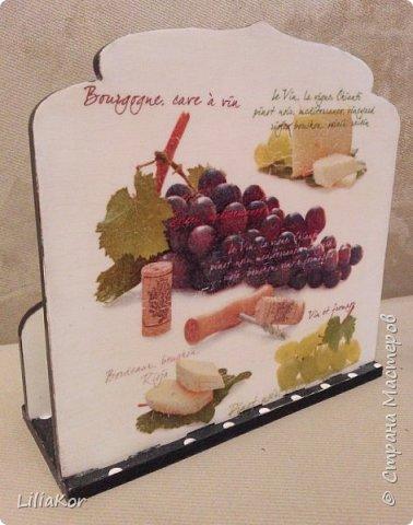 Подставка для кухонных досок. фото 6