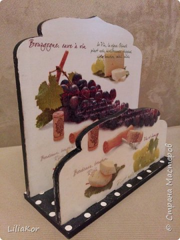 Подставка для кухонных досок. фото 1