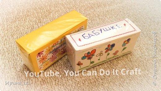 Делаем подарочный чай своими руками. Чай в пакетиках со своими ярлычками и коробочкой.