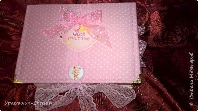 Попросили сделать мамины сокровища для дочки батюшки и что бы с ангелочками:) фото 1