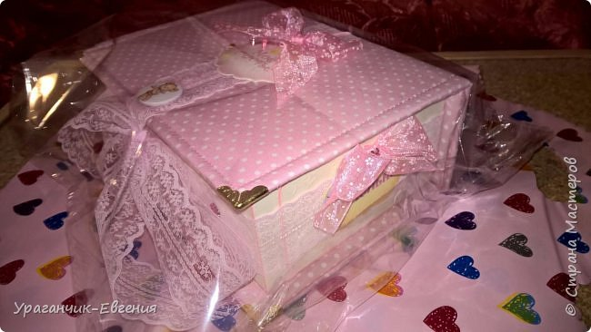 Попросили сделать мамины сокровища для дочки батюшки и что бы с ангелочками:) фото 12