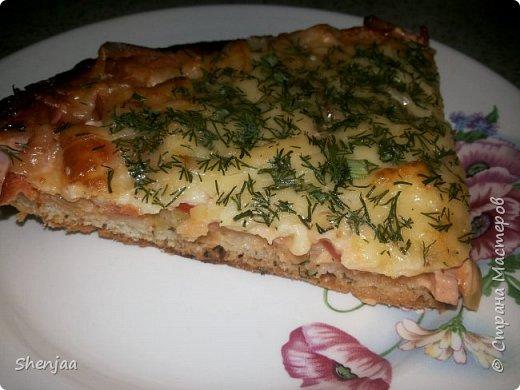 Пицца на лаваше!) фото 2