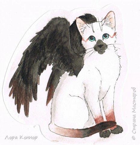 """Добрый день, дорогие жители Страны :) В последнее время я рисую что-то одних котов. Ладно бы хорошие арты, но нет  - всякую ерунду)) Это весенняя аватарка для арт-группы """"Солнечный Кот"""", в которой я обитаю (вот ссылка, если что: http://vk.com/solnechnyy_kot) По быстрому накалякала гуашью: фото 12"""