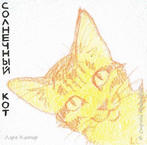 """Добрый день, дорогие жители Страны :) В последнее время я рисую что-то одних котов. Ладно бы хорошие арты, но нет  - всякую ерунду)) Это весенняя аватарка для арт-группы """"Солнечный Кот"""", в которой я обитаю (вот ссылка, если что: http://vk.com/solnechnyy_kot) По быстрому накалякала гуашью: фото 7"""